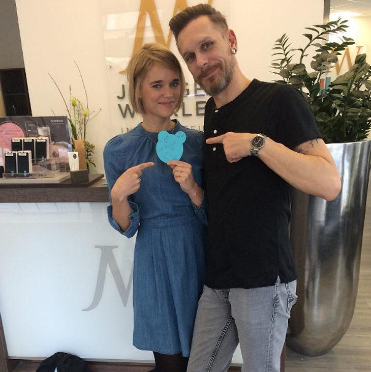 Sarah Elena Timpe hat eine neue Frisur