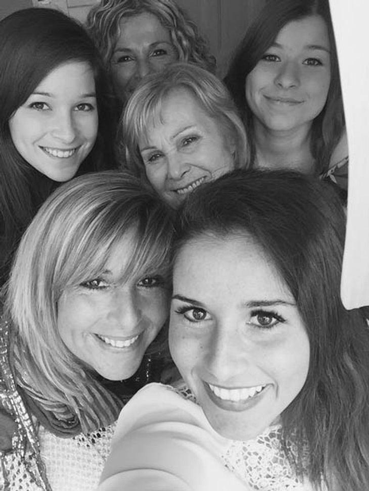Sarah Engels zeigt ihre ganze Familie