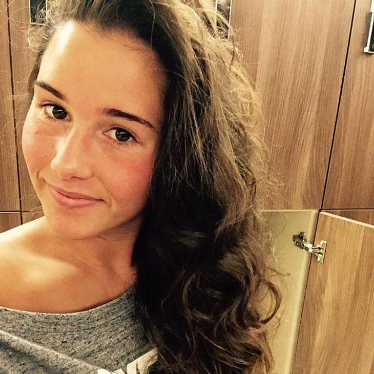 Sarah Engels postet bezauberndes Ungeschminkt-Selfie   InTouch