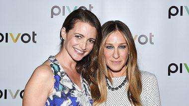 Sarah Jessica Parka und Kristin Davis - Foto: Getty Images