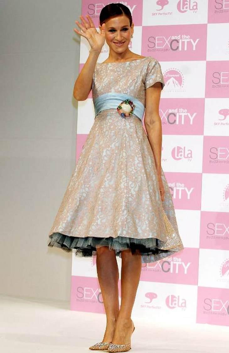 Sarah Jessica Parker: Ihre besten Looks