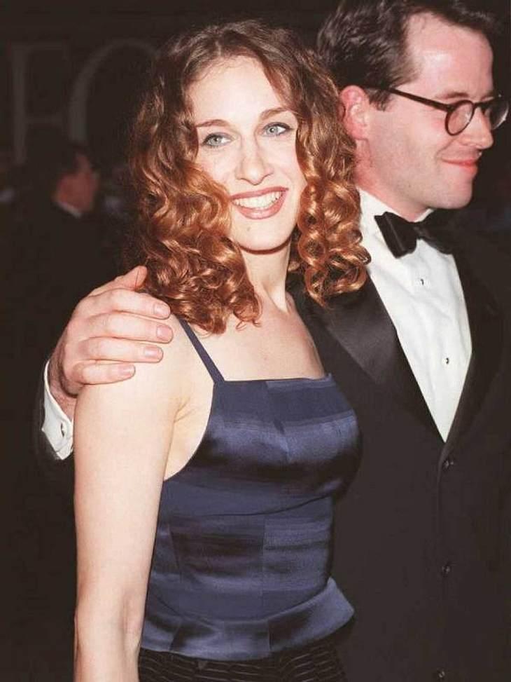 Auch Stilikone Sarah Jessica Parker hätte vor 15 Jahren niemand die Rolle der Vorreiterin in Sachen Mode zugetraut.