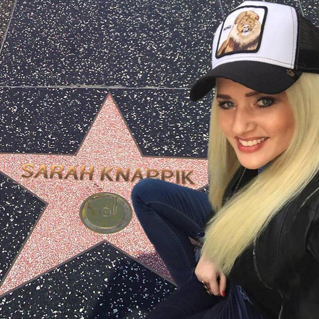 Sarah Knappik: Dschungel-Natter startet in Hollywood durch