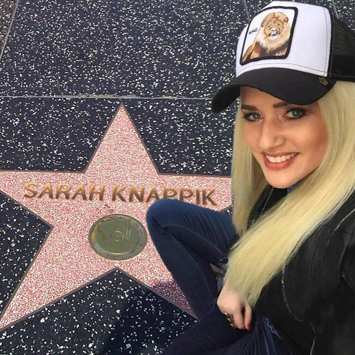 Sarah Knappik: Dschungel-Natter startet in Hollywood durch
