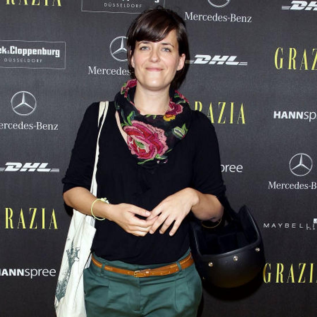 Sarah Kuttner wurde wegen rassistischer Äußerungen angezeigt.