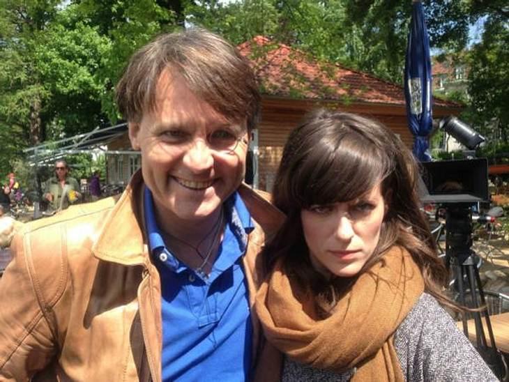 Sarah Kuttner und Wolfgang Bahro