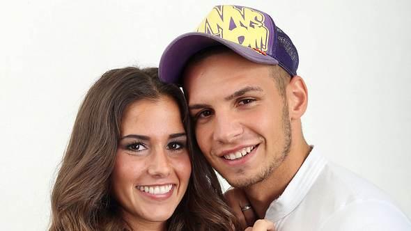 Sarah und Pietro Lombardi - Foto: imago