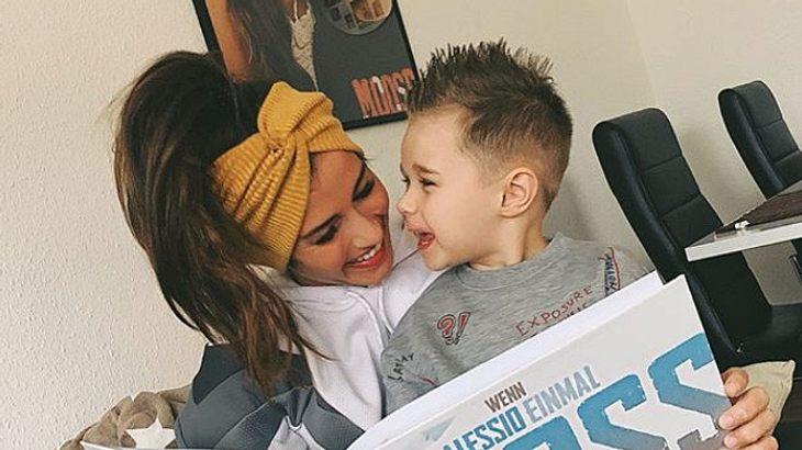 Muttertag: Rührende Worte von Sarah Lombardi