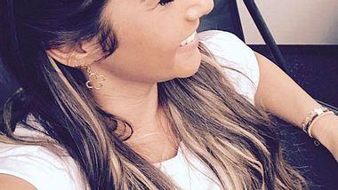 Sarah Lombardi überrascht mit neuer Frisur! - Foto: Facebook/ Sarah Lombardi