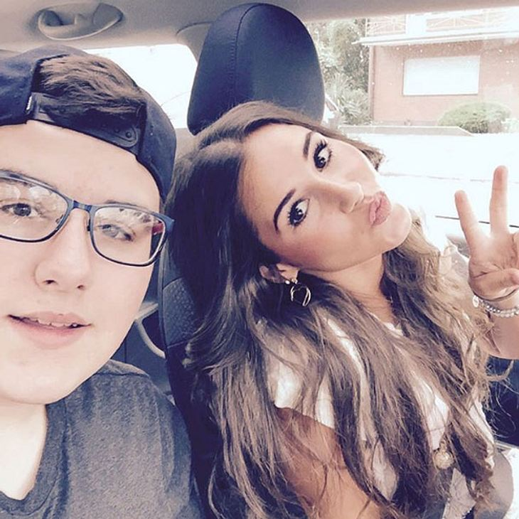 Sarah Lombardi: Ihr Bruder Gianluca nimmt sie in Schutz