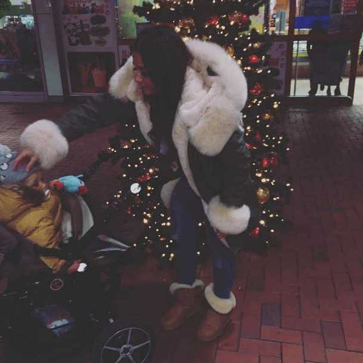Sarah Lombardi schockt auf Instagram mit echtem Fuchs-Fell-Mantel!