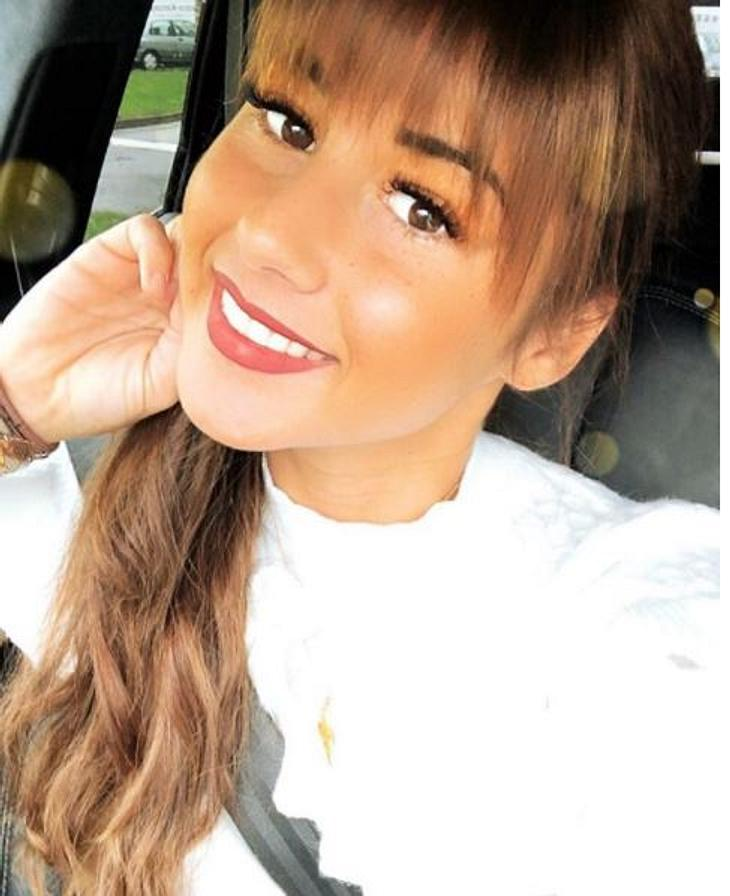 Sarah Lombardi überrascht Mit Neuer Frisur Intouch