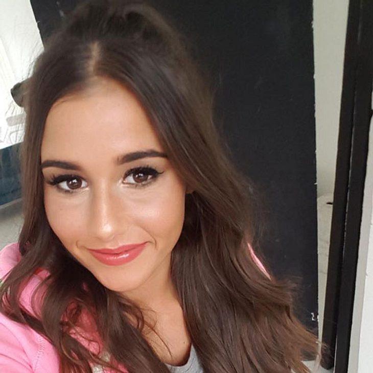 Sarah Lombardi Haare Frisur