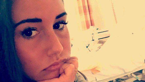 Sarah Lombardi: Nutzt ihr neuer Verehrer sie nur aus? - Foto: Snapchat Sarah/ Lombardi