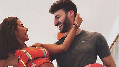 Sarah Lombardi und Robert Beitsch - Foto: Instagram/ robertbeitsch_official