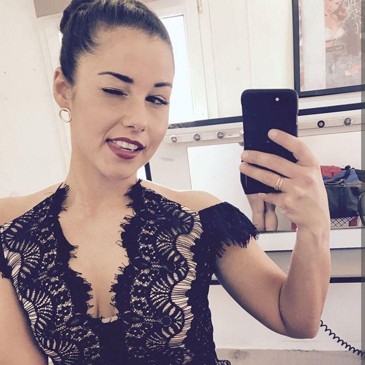 Ist Sarah Lombardi bald bei 'Curvy Supermodel' zu sehen?