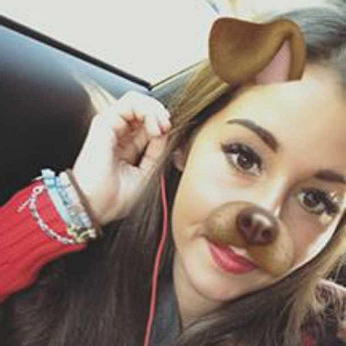 Sarah Lombardi feiert Snapchat-Premiere!