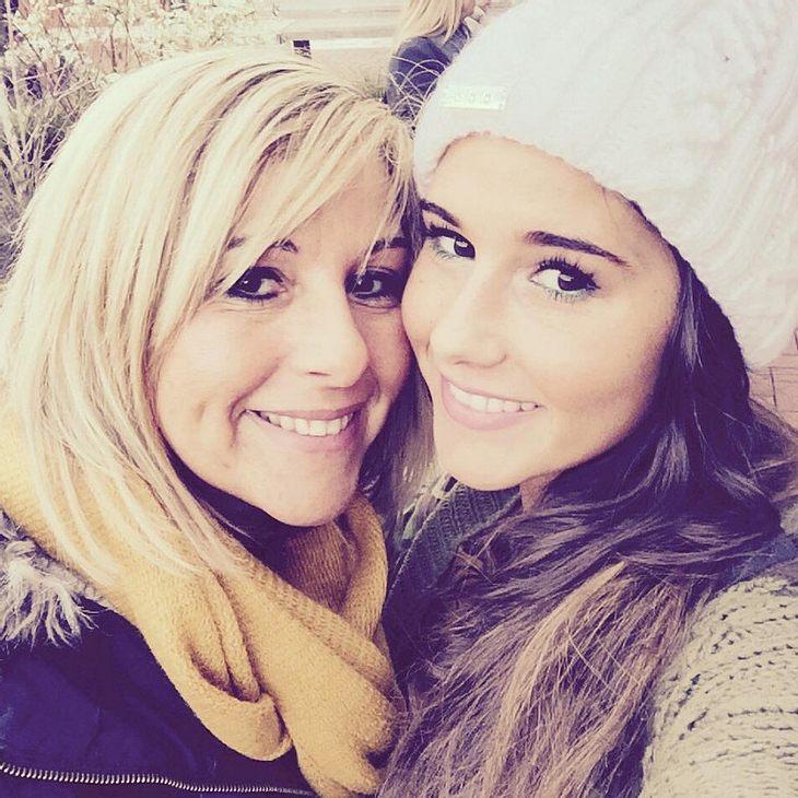 Sarah Lombardis Mutter beschützt ihre Tochter