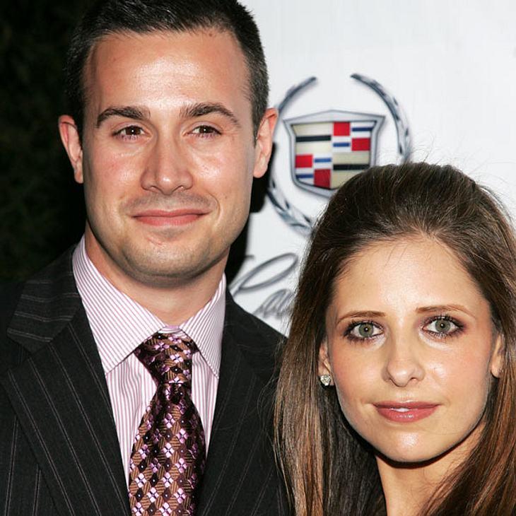 Happy Family! Freddie Prinze Jr. und Sarah Michelle Gellar sind gerade zum ersten Mal Eltern geworden