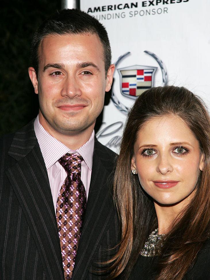 Sarah Michelle Gellar und Freddie Prince Jr. haben den Namen ihres Sohnes verraten.