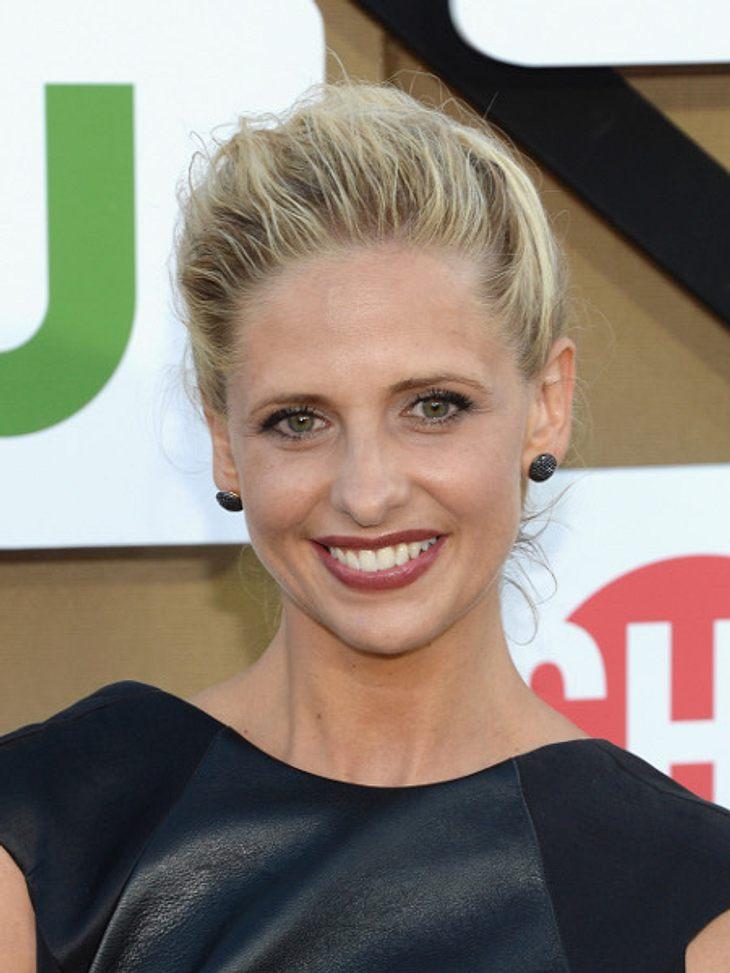 """Sarah Michelle Gellar würde gerne wieder zu """"Buffy"""" werden."""
