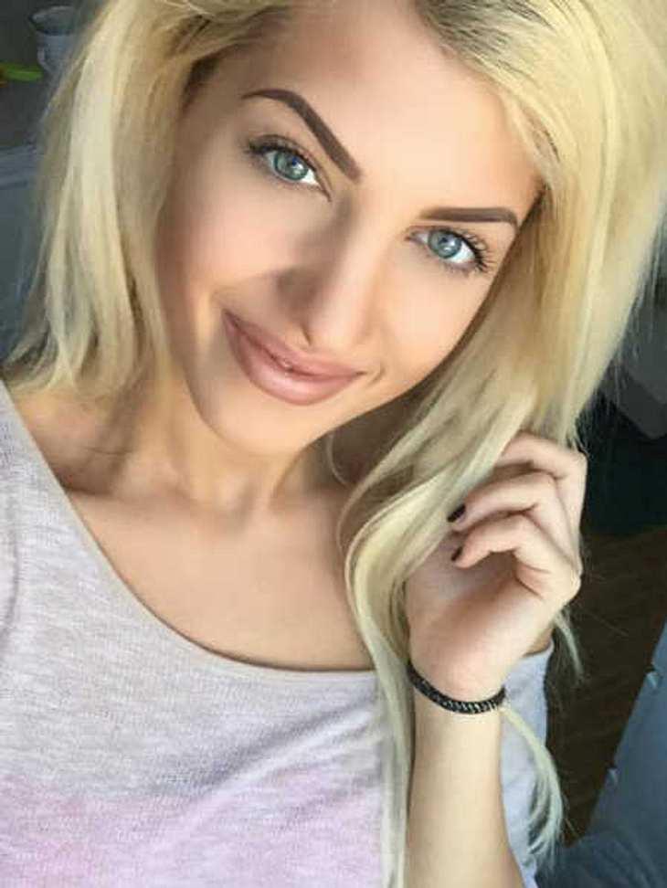 Sarah Nowak ist Kandidatin beim Bachelor.