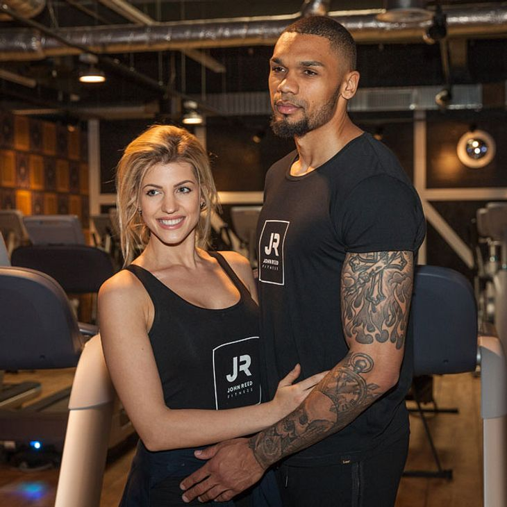 Sarah Nowak und Dominic Harrison