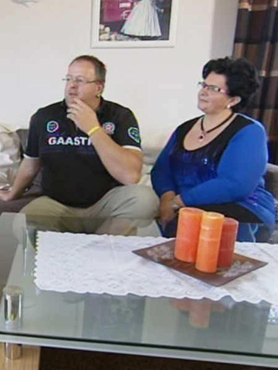 Die Eltern von Sarah Nowak sind stolz auf ihre Tochter.