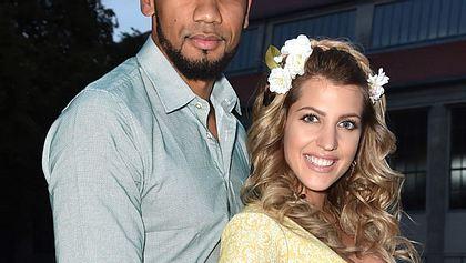Sarah Nowak & Dominic Harrison: Diese Promis gratulieren zur Geburt! - Foto: Getty Images