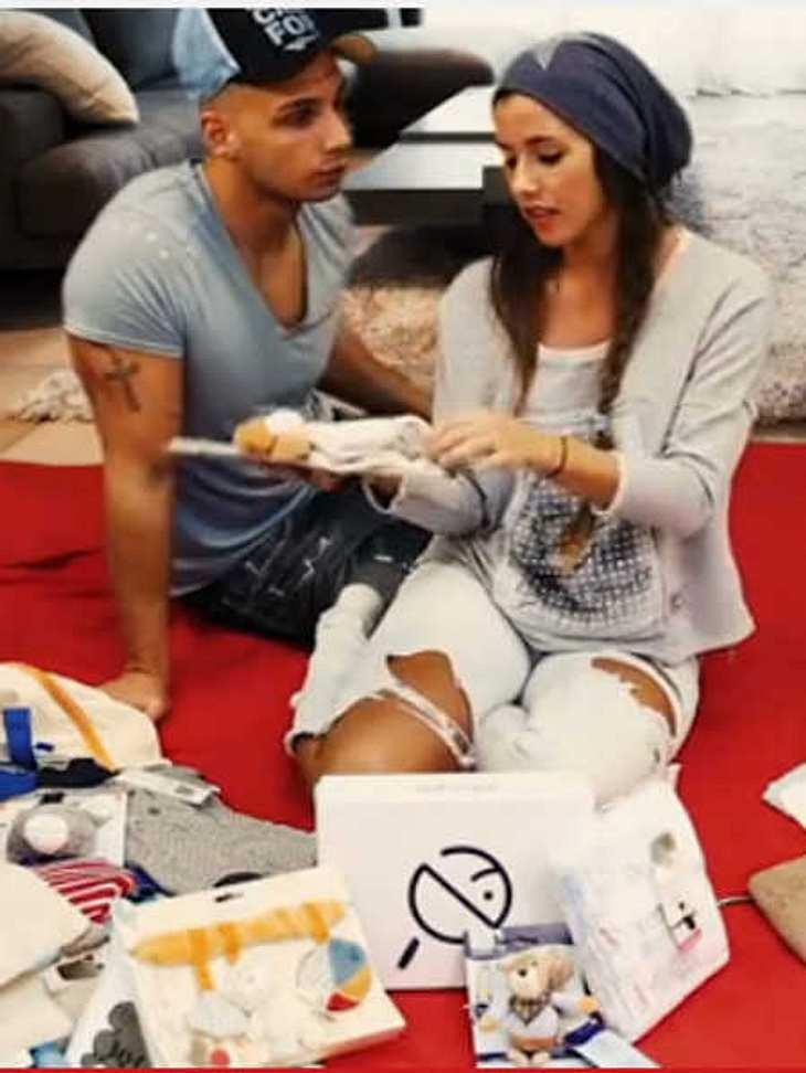Sarah und Pietro Lombardi im Baby-Shopping-Wahn