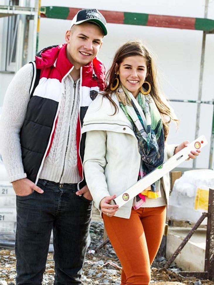 Sarah Und Pietro Bauen Ein Haus