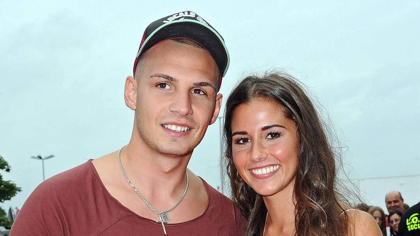Pietro und Sarah Lombardi