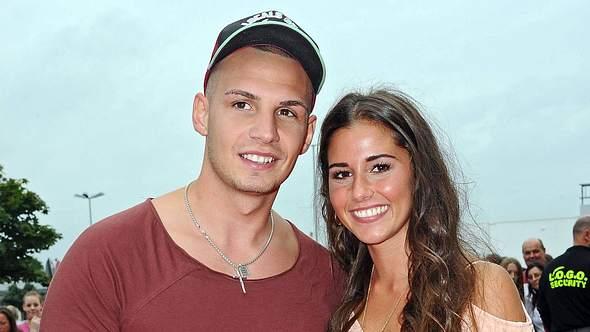 Pietro Lombardi und Sarah Engels - Foto: IMAGO/ STAR-MEDIA