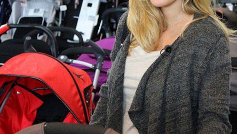 Unter Uns-Sarah Stork: Hurra, hurra, das Baby ist da! - Foto: RTL