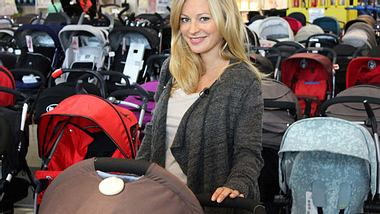 Sarah Stork wird im November Mutter - Foto: RTL