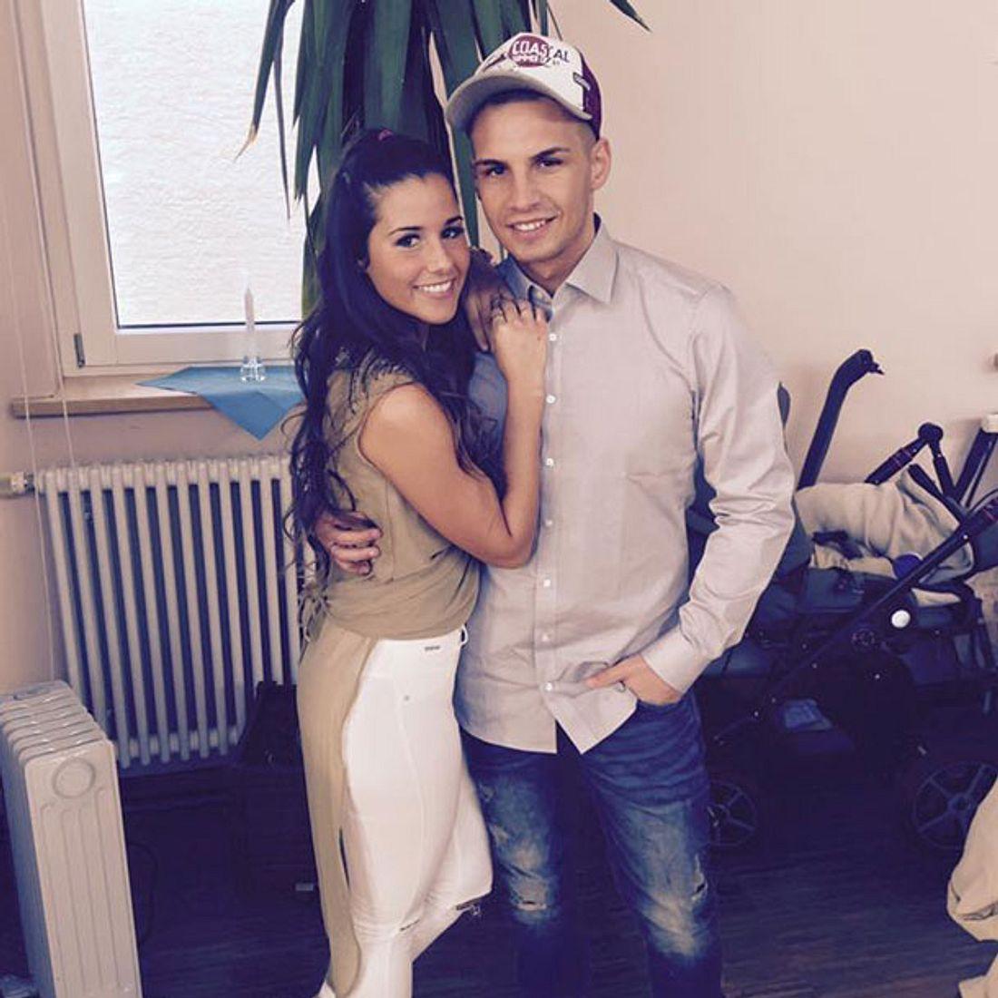 Sarah und Pietro sind heute 3 Jahre verheiratet