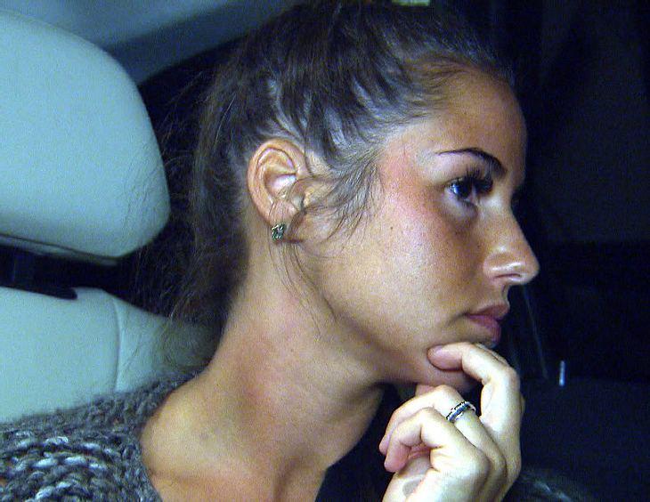 Sarah Lombardi suchte Trost bei ihrem Ex-Freund