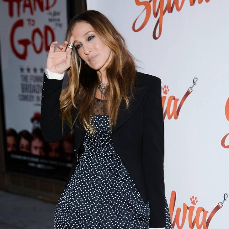 "Sarah Jessica Parker zögerte zuerst noch wegen der ""Sex and the City""-Rolle"