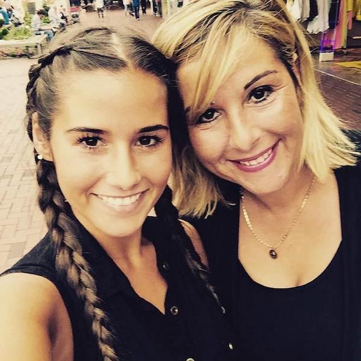 Sarah Lombardi: Süße Unterstützung von Mama Sonja