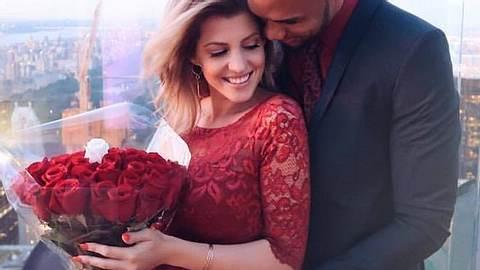 Sie sagen Ja! Sarah Nowak & Dominic haben sich verlobt - Foto: Facebook / Sarah Nowak