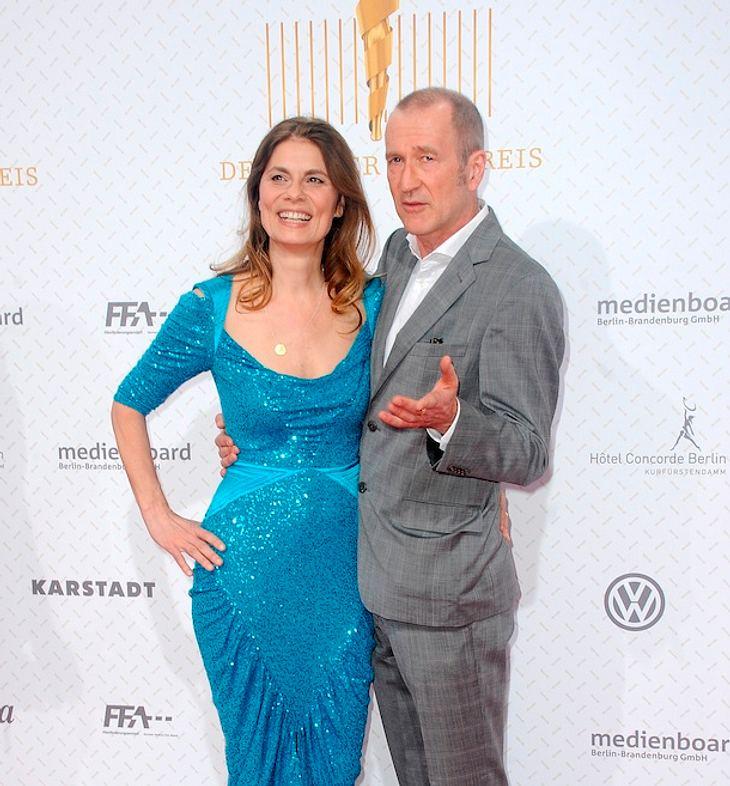 Sarah Wiener & Peter Lohmeyer: Sie sind geschieden