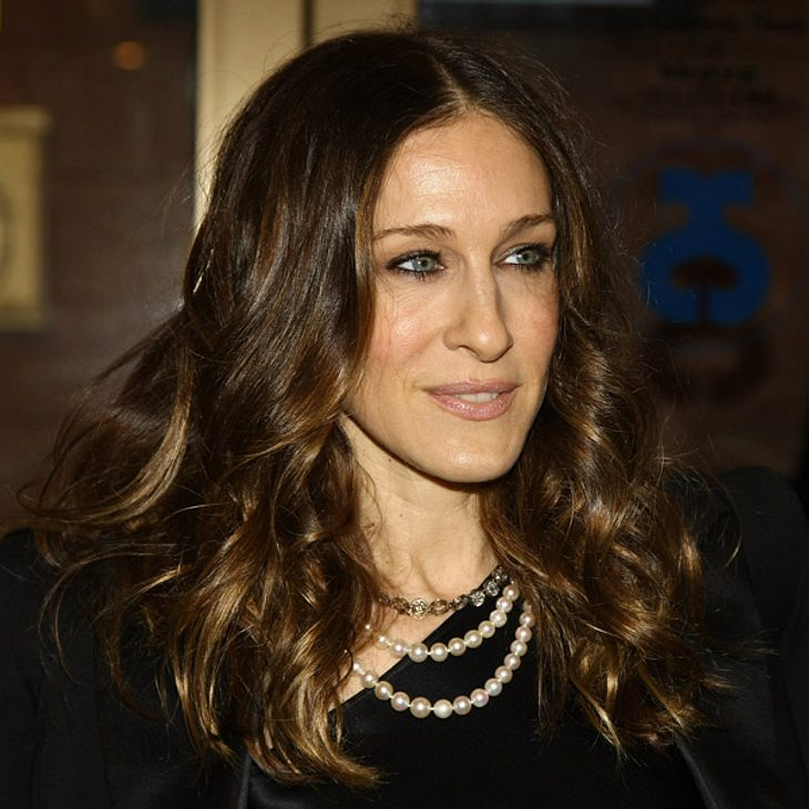 "Vorher-Nachher: Die Kinderfotos der StarsEs ist ""Sex And The City""-Star Sarah Jessica Parker."