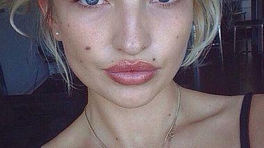 Sarina Nowak ist heute Curvy Model