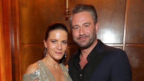 Sasha heute mit Frau Julia - Foto: Getty Images