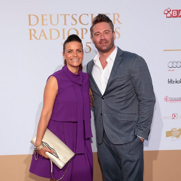 Sasha und Ehefrau Julia Röntgen würden sich bestimmt über ein Kind freuen
