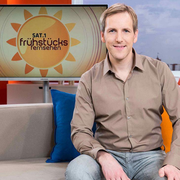 """""""Frühstücksfernsehen"""": Hört Jan Hahn bei Sat.1 wegen """"Glücksrad"""" auf?"""