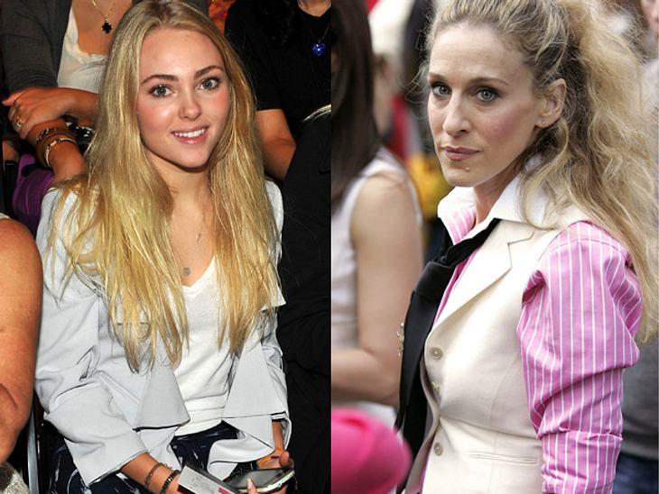 """AnnaSophia Robb im Style-CheckMit ihren 18 Jahren ist AnnaSophia Robb schon ganz schon viel Carrie, aber es gibt stilmäßig auch noch gaaanz viel zu lernen...Wir brennen auf die neue Serie """"The Carrie Diaries""""!,Der Look von Sarah J"""