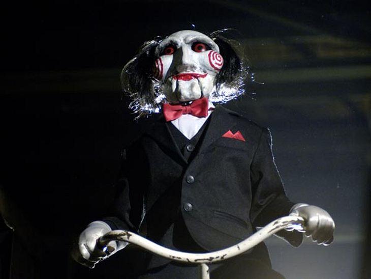 HALLOWEEN SPECIAL: Die gruseligsten HORROR-Figuren aller Zeiten! Mit Jigsaw, Freddy Krueger & Co.