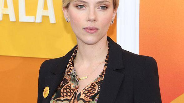 Scarlett Johansson hat einen neuen Freund!