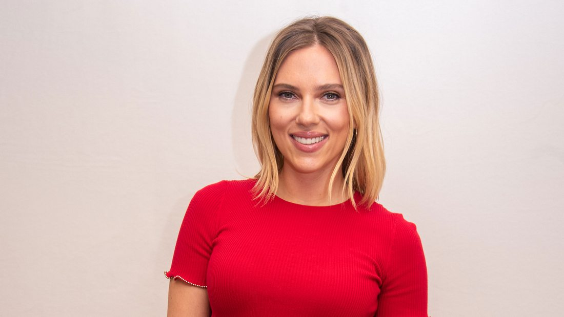 Scarlett Johansson: Schlank mit der Iss dich satt-Garantie!